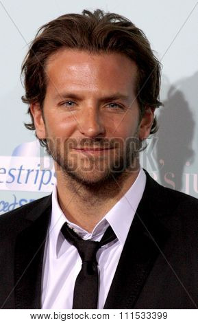 Bradley Cooper at the Los Angeles premiere of 'He's Just Not That Into You' held at the Grauman's Chinese Theater in Hollywood on February 2, 2009.