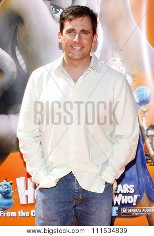 Steve Carell attends the World Premiere of