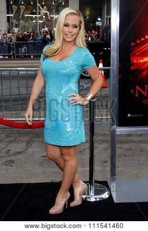 Kendra Wilkinson at the Los Angeles premiere of 'A Nightmare On Elm Street' held at the Grauman's Chinese Theatre in Hollywood on April 27, 2010.