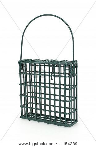 Bird Food Suet Cage
