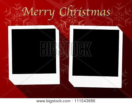 Christmas Theme Photo Templates 2-5