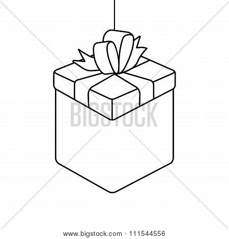 Linear Gift Box Concept