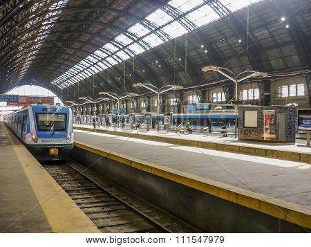 Retiro Train Station - Buenos Aires Argentina