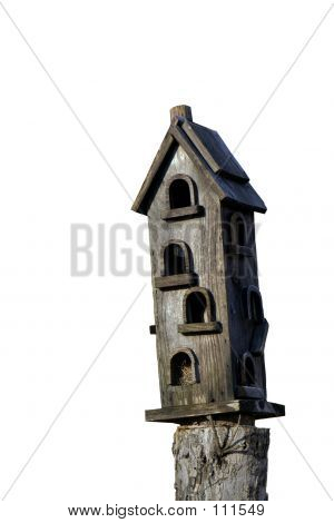 Bird House Tower