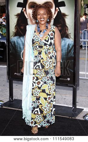 CCH Pounder at the Los Angeles premiere of 'Orphan' held at the Mann Vilage Theater in Westwood, USA on July 21, 2009.