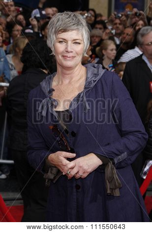 Kelly McGillis at the Los Angeles premiere of 'Prince Of Persia: The Sands Of Time' held at the  Grauman's Chinese Theatre in Hollywood, USA on May 17, 2010.