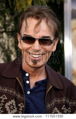 Billy Bob Thornton at the Los Angeles premiere of 'Legends of the Guardians: The Owls of Ga'Hoole' held at the Grauman's Chinese Theater in Hollywood, USA on September 19, 2010.