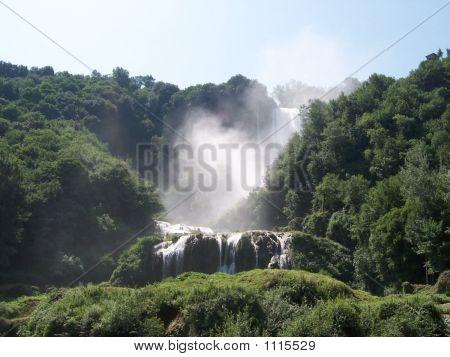 Terni Waterfall