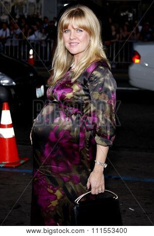 Ashley Jensen at the Los Angeles premiere of 'The Invention of Lying' held at the Grauman's Chinese Theater in Hollywood, USA on September 21, 2009.