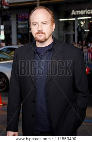 Louis C.K. at the Los Angeles premiere of 'The Invention of Lying' held at the Grauman's Chinese Theater in Hollywood, USA on September 21, 2009.