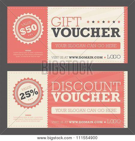 Gift & Discount Voucher