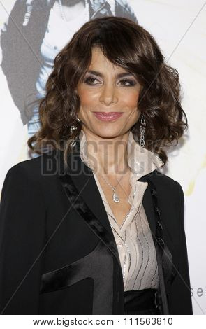 HOLLYWOOD, CA - NOVEMBER 01, 2009. Paula Abdul at the AFI FEST 2009 Screening of 'Precious' held at the Grauman's Chinese Theater in Hollywood, USA on November 1, 2009.