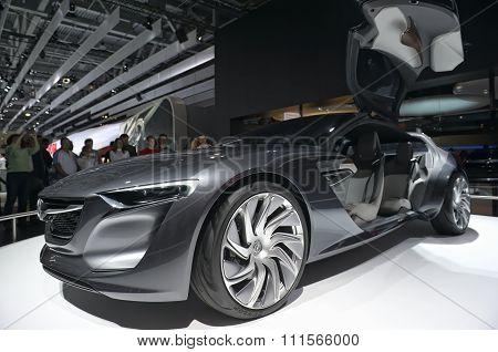 Concept car Opel Monza
