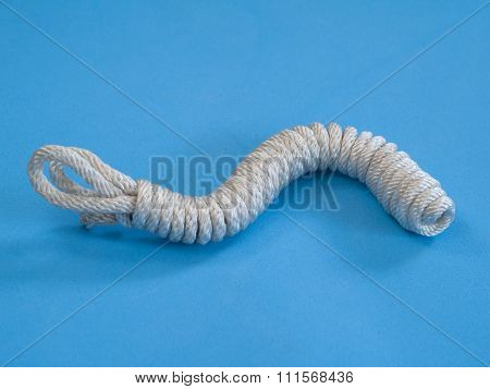 Rope ,made From Natural Fibers.