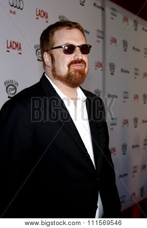 LOS ANGELES, CA - SEPTEMBER 08, 2009: RJ Cutler at the Los Angeles premiere of 'The September Issue' held at the LACMA in Los Angeles, USA on September 8, 2009.