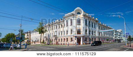 Belarus, Gomel. Project Of Architect S.d.shabunevsky