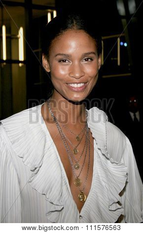 HOLLYWOOD, CA - FEBRUARY 06, 2006: Joy Bryant at the Los Angeles premiere of 'London' held at the Arclight Cinemas in Hollywood, USA on February 6, 2006.