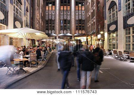 Hackesche Hofe, Berlin