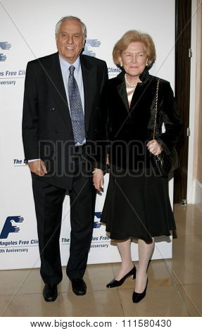 BEVERLY HILLS, CA - NOVEMBER 20, 2006: Garry Marshall at the 2006 Los Angeles Free Clinic Annual Dinner Gala held at the Beverly Hilton Hotel in Beverly Hills, USA on November 20, 2006.