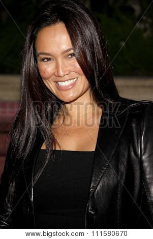 BEVERLY HILLS, CA - MARCH 05, 2010: Tia Carrere at the Celebrate QVC Style held at the Four Seasons Hotel in Beverly Hills, USA on March 5, 2010.