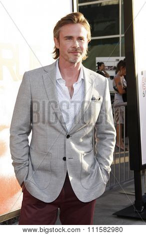 Sam Trammell at the HBO's