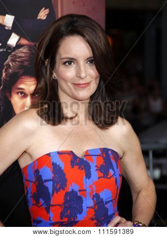 Tina Fey at the Los Angeles premiere of 'This Is Where I Leave You' held at the TCL Chinese Theatre in Los Angeles, United States, 150914.
