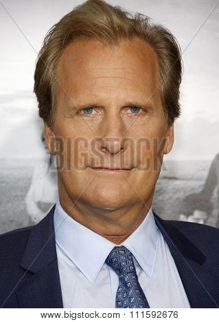 Jeff Daniels at the HBO's Season 2 Premiere Of