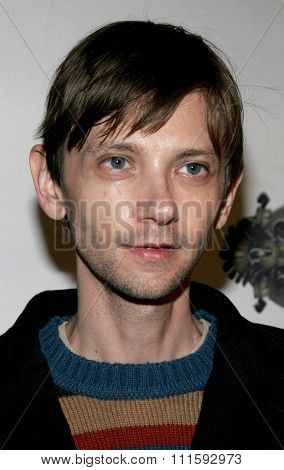 10/17/2005. DJ Qualls attends the Usher Host Truth Tour DVD Launch Party at the Hollywood Roosevelt Hotel in Hollywood, CA, USA.