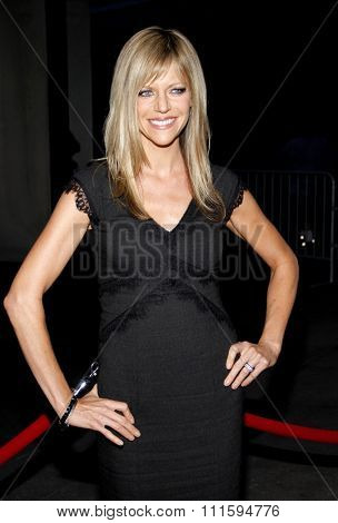 Kaitlin Olson at the Los Angeles premiere of FX's 'It's Always Sunny In Philadelphia' held at the ArcLight Cinemas in Hollywood, USA on September 13, 2011.
