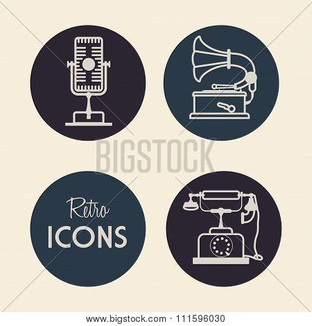 Retro technology design