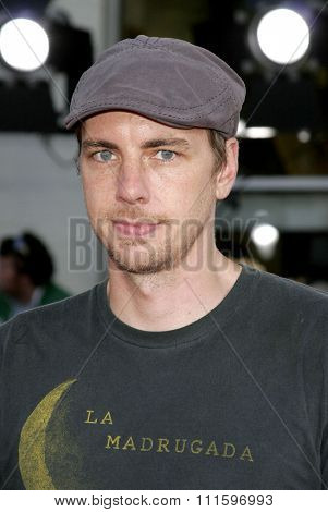 WESTWOOD, CALIFORNIA. July 20, 2006. Dax Shepard at the World premiere of 'Miami Vice' held at the Mann's Village Theater in Westwood, California United States.