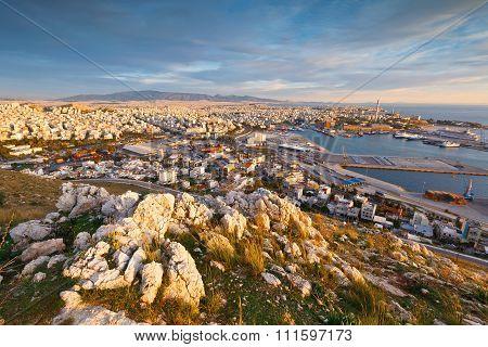 Port of Piraeus, Greece