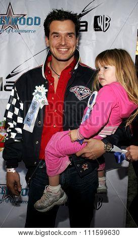 November 27, 2005 - Hollywood - Antonio Sabato, Jr at the 2005 Hollywood Christmas Parade at the Hollywood Roosevelt Hotel in Hollywood, CA. USA.