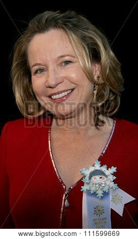 11/27/2005 - Hollywood - Debra Jo Rupp attends the 2005 Hollywood Christmas Parade at the Hollywood Roosevelt Hotel in Hollywood, California, United States.