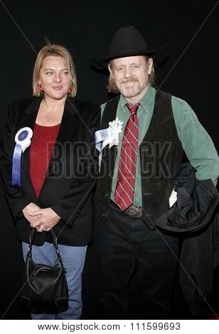November 27, 2005 - Hollywood - William Sanderson at the 2005 Hollywood Christmas Parade at the Hollywood Roosevelt Hotel in Hollywood, CA. USA.