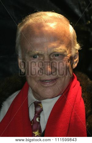 Buzz Aldrin at the 73rd Annual Hollywood Christmas Parade held at the Hollywood Roosevelt Hotel in Hollywood, USA on November 28, 2004.