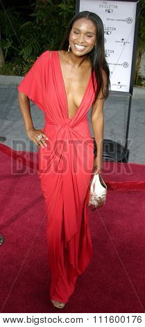 UNIVERSAL CITY, CALIFORNIA. August 2, 2005. Joy Bryant at the