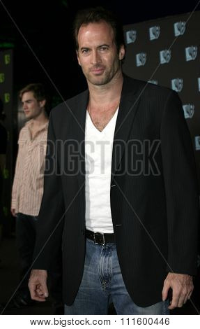 Scott Patterson at The WB Network's 2004 All Star Party- Red Carpet & Party at The Lounge At Astra West in Los Angeles, USA on July 14, 2004.