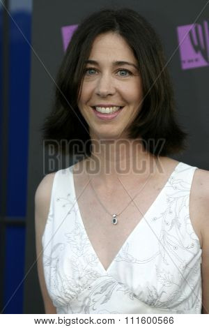 Brooke Dillman at The WB Network's 2004 All Star Party- Red Carpet & Party at The Lounge At Astra West in Los Angeles, USA on July 14, 2004.