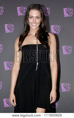 Taylor Cole at The WB Network's 2004 All Star Party- Red Carpet & Party at The Lounge At Astra West in Los Angeles, USA on July 14, 2004.