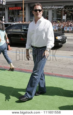 HOLLYWOOD, CALIFORNIA. July 23, 2006. Tom Hanks at the Los Angeles Premiere of