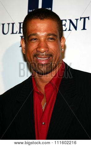 HOLLYWOOD, CALIFORNIA - June 11, 2005. Gergory Dorian attends at the 19th Annual Fulfillment Fund