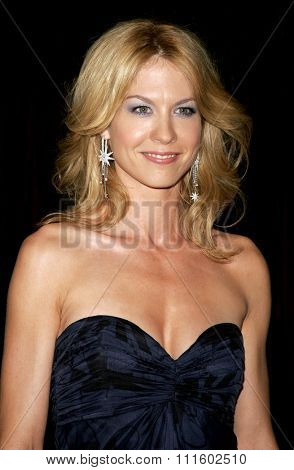 Jenna Elfman attends the 56th Annual ACE Eddie Awards held at the Beverly Hilton Hotel in Beverly Hills, California on February 19, 2006.