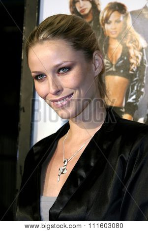 02/14/2005 - Hollywood - Kiera Chaplin at the 'Be Cool' Premiere held at the Grauman's Chinese Theater in Hollywood, USA.