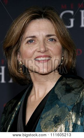Robin Swicord attends The DreamWorks SKG and Sony Pictures Premiere of