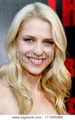 BUENA PARK, CALIFORNIA. October 8, 2006. Teresa Palmer attends the World Premiere of