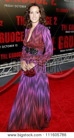 10/08/2006 - Buena Park - Jennifer Beals attends the World Premiere of