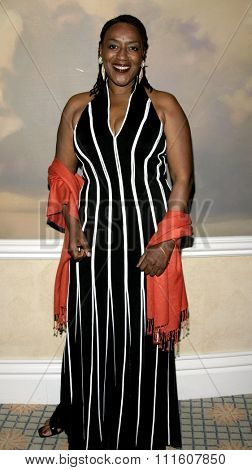 BEVERLY HILLS. CALIFORNIA. April 28, 2005. CCH Pounder attends The 9th Annual PRISM Awards The Beverly Hills Hotel in Beverly Hills, California, United States.