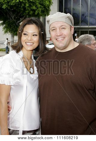 HOLLYWOOD, CALIFORNIA. July 30, 2006. Kevin James at the World Premiere of