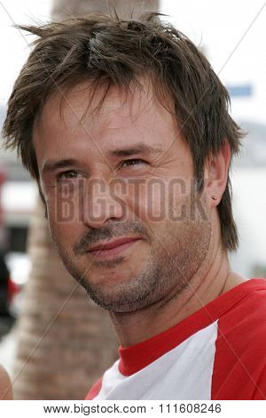 HOLLYWOOD, CALIFORNIA. July 30, 2006. David Arquette at the World Premiere of